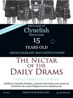 Clynelish 1995 - Daily Dram