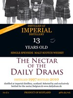 Daily Dram - Imperial 1997