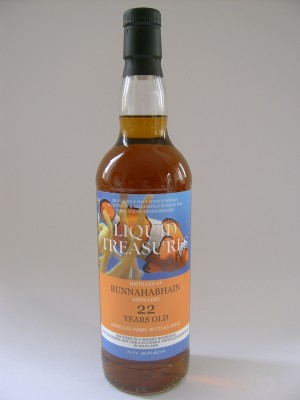 Liquid Treasures - Bunnahabhain 1990