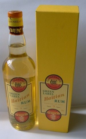 Haiti Rum  - Cadenhead´s Green Label