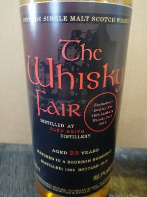 Glen Keith 1995 - The Whisky Fair