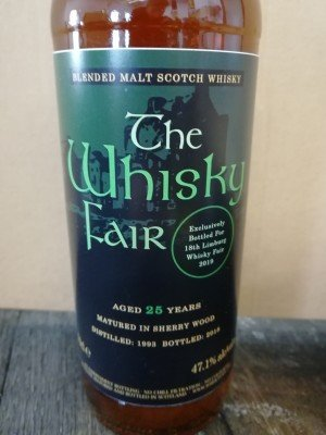 Blended Malt 1993 - The Whisky Fair